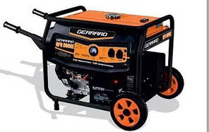 Генератор бензиновий GERRARD GPG9000Е