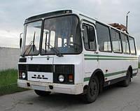 Стекло ПАЗ 3205 лобовое ветровое (пр-во. Украина)