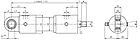 Гидроцилиндр CNL (однократное и двойное действие) KRACHT, фото 2