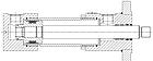 Гидроцилиндр CNL (однократное и двойное действие) KRACHT, фото 3