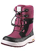 Зимние сапоги для девочки Reimatec 569351-3690. Размеры 28-38.