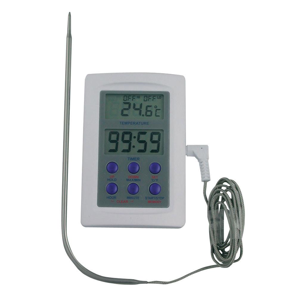 Термометр электронный с зондом -50°C÷300°C Stalgast