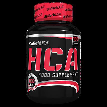 Жироспалювач BioTech HCA 100 caps, фото 2