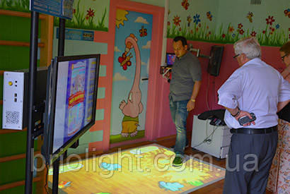Інтерактивна підлога для шкіл та ІРЦ Briolight S - фото 9