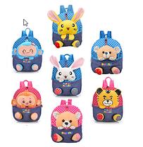 Сказочные детские рюкзаки с обезьянкой в кармане, фото 2