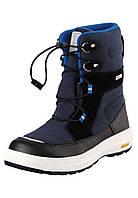 Зимние сапоги для мальчика Reimatec 569351-6980. Размеры 28-38.