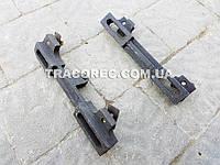 Кронштейн крепления двигателя мотоблока к раме (Комплект 2 шт.) 7-24 л.с