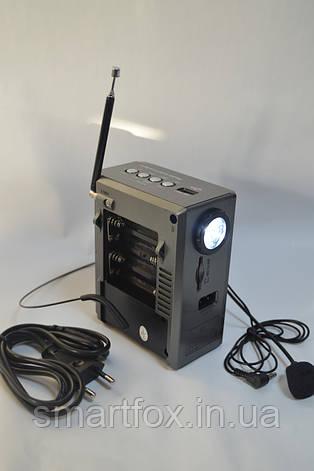 Колонка портативная RX-3999 REC COLON, фото 2