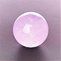Шар сувенир Розовый Кварц, d-25 мм