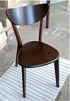 Деревянный стул C-616Т Модерн Т дизайнерская мебель, цвет венге, Заказ от 2 штук