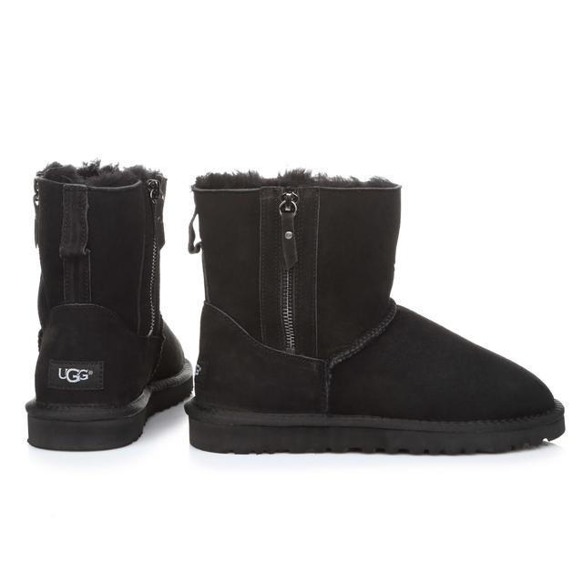 UGG Australia Mini Zip Black