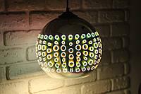 Люстра подвесная с 3D эффектом RADIAN шар