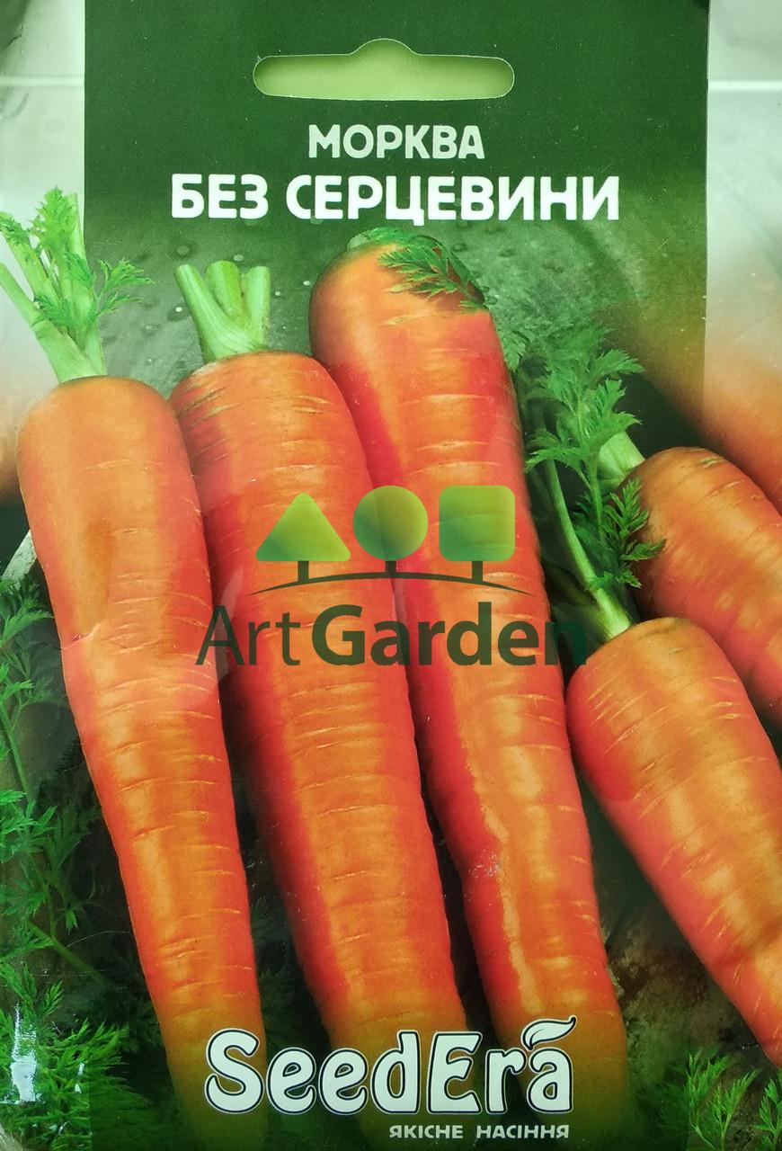 Морковь столовая Без сердцевины 20г