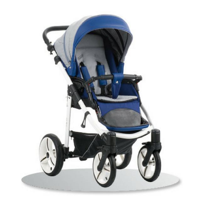 прогулянкова коляска бебетто ніко