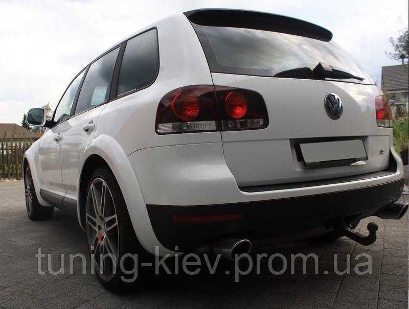 Накладки на арки (расширители) Volkswagen Touareg (рест.)