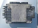 Блок управления двигателем Nissan Micra K12 2002-2010г.в. 1.2 16V MEC32-040, фото 3
