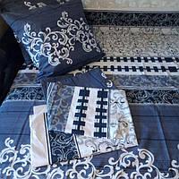 Двохспальний постільний комплект 100%котон(хлопок)