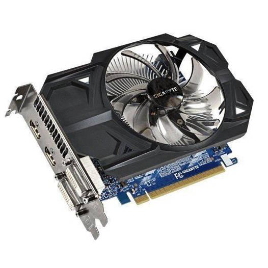 Gigabyte GeForce GTX750   2Gb DDR5 Б/У   Полностью рабочая!