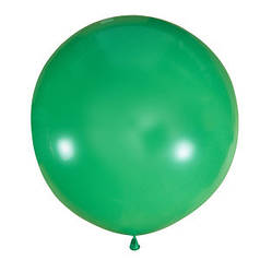 """Шар 24"""" LATEX OCCIDENTAL-МК пастель 009 зеленый"""