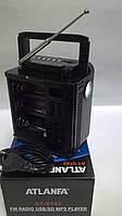 Радиоприёмник с USB Atlanfa AT-9141