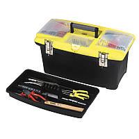 Ящик для інструментів 48см +3 касетниці Д амбо металевий замок  Stanley 1-92-906 | инструментов кассетницы Амбо металлический