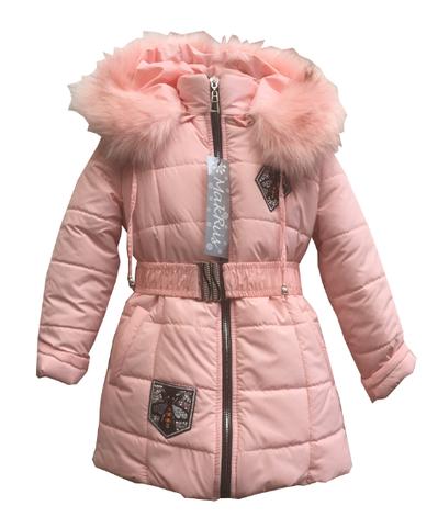 Зимняя курточка для девочки, фото 2