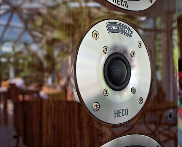 Излучатель высоких частот HECO Celan GT series
