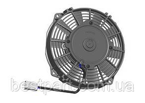Вентилятор Spal 12V, штовхає, VA14-AP7/C 34S