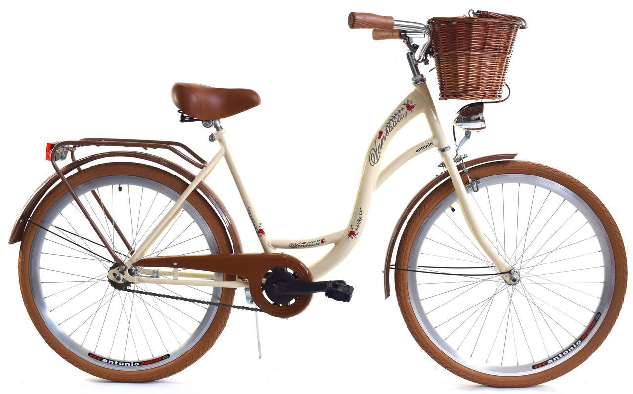 af91fa4fbdef82 Велосипед VANESSA 28 crem Польша, цена 4 370 грн., купить в Львове ...