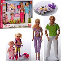 Кукла Defa Lucy 8301 Семья