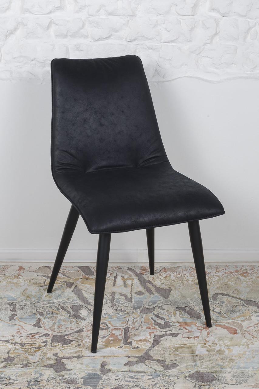 Стул BREMEN (Бремен) черный от Niсolas, экокожа