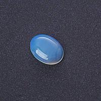 Фурнитура Кабошон Лунный камень нат камень 1,3х1,8см (+-)