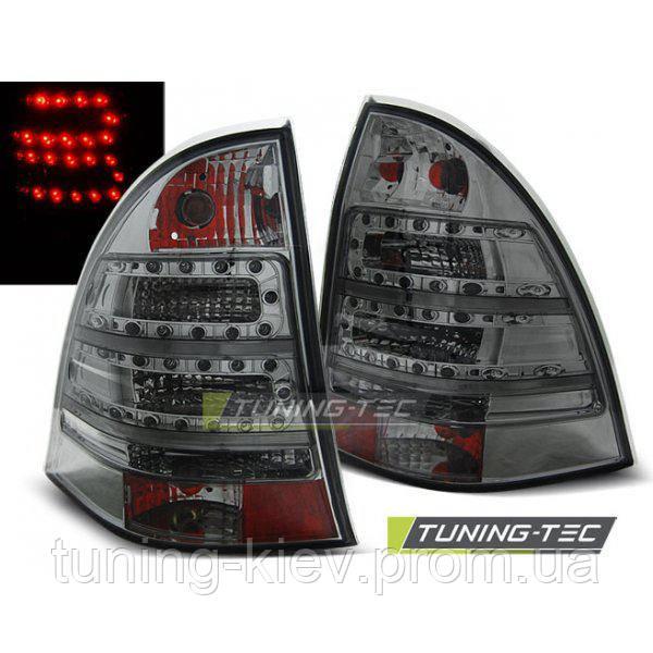 Задние фонари MERCEDES C-KLASA W203 KOMBI 00-07 SMOKE LED