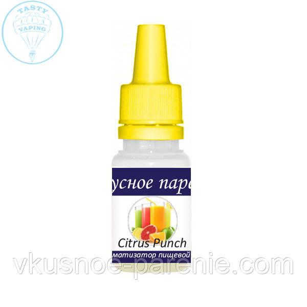 Ароматизатор Citrus Punch (Цитрусовый пунш) TPA 5мл