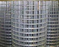 Сварная оцинкованная сетка для клеток 50*50*1,8 ширина 1,5м
