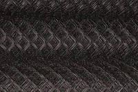 """Сетка """"рабица"""" черная 40х40х1.6мм, Высота: 1,5м."""