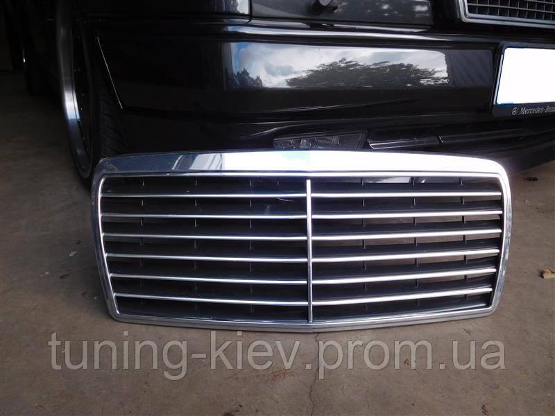 Решетка Mercedes E W124 Avantgarde (рестайлинг)