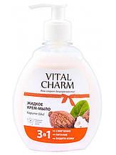 Мило рідке Vital Charm, КАРІТЕ Захист та живлення 300мл