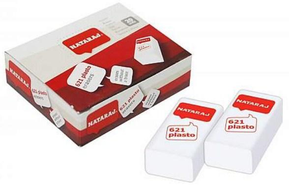 Гумка 621 Plasto 202350001 (20/2500)
