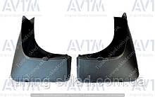 Бризковики BMW X5 Е70 2007-2013 (задні бризковики Бмв Х5 Е70 комплект 2шт)
