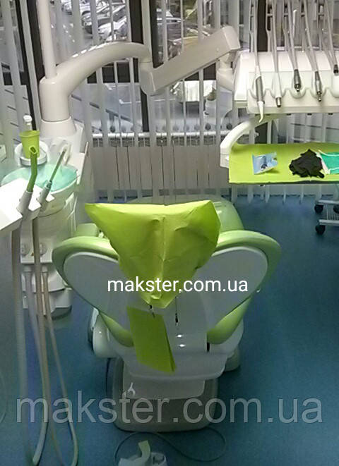 Подголовник для стоматологического кресла 50 шт в уп