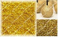 Блестки Золото (не токсичны), 5 грамм
