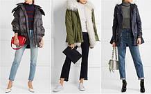 Пуховики.куртки женщин коллекция 2019