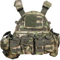 Жилет тактичний Skif Tac з підсумкими A-Tacs FG