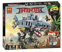"""Конструктор Bela 10799 """"Морской дьявол Гармадона"""" Ниндзяго Муви, 872 деталей. Аналог Lego Ninjago Movie 70656, фото 1"""