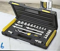 Набір інструментів 21од. 3/8 MicroTough Stanley 2-85-583 | набор инструментов