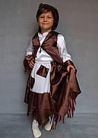 Детский карнавальный костюм для девочки баба яга