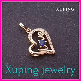 Xuping jewelry (позолота)