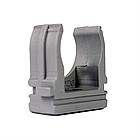 Крепеж для гофротрубы EH-KG-20 Ø 20мм. Ø отв. 6 мм 100шт./уп, фото 2