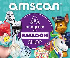 Фольгированные шары фигуры Anagram